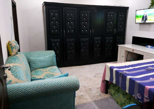 Studio flat for rent in Rabiya,