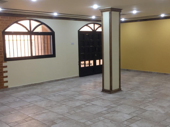 ground floor in romithia for rent,