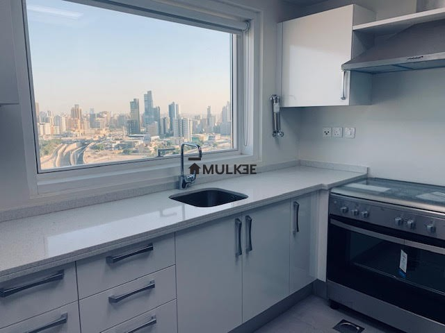 al nada tower kuwait fully equipbed kitchen
